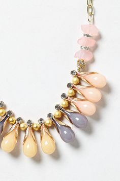 Berry Drop Necklace - Anthropologie.com