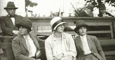 Immortalized in movies and magazine covers, young women's fashion of the 1920s was both a trend and social statement, a breaking-off from th...