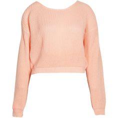 Boohoo Natalie Crop Slash Neck Fisherman Jumper ($14) ❤ liked on Polyvore featuring tops, sweaters, shirts, crop tops, layering shirts, acrylic sweater, red jumper, red shirt and boatneck sweater