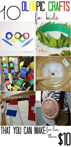 82 Best The Olympics Theme Weekly Home Preschool Images