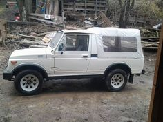 Suzuki sj 413 W lang
