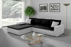Silone L sarokkanapé - Sarokkanapék Sofa, Couch, Furniture, Home Decor, Italia, Settee, Settee, Decoration Home, Room Decor