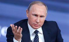Кремль разослал политикам сборник главных цитат Путина | 24инфо.рф