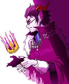 Homestuck Eridan Ampora But he's still my Prince.... He gives me Hope... {punpunpunpunpunpun}