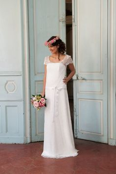 robe courte cymbeline 2012 style charleston robe pinterest mariage. Black Bedroom Furniture Sets. Home Design Ideas