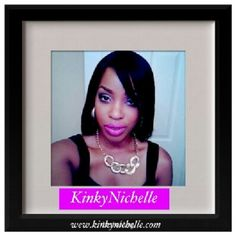 I just received my products from my first #BHCosmetics haul.  For this look I used their #SmokeyEye pallette and their #LipGloss pallette.  Review coming soon at www.kinkynichelle.com!