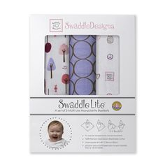 SwaddleDesigns® introduces SwaddleLite Giveaway