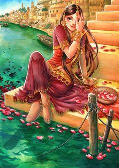 #hindu #art