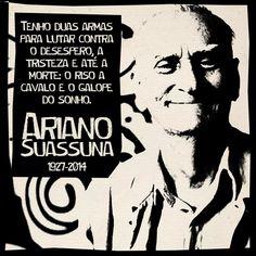 Mestre Ariano Suassuna