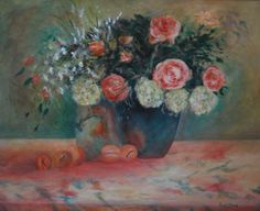 February 7, 2014: February Artist of the Month - Celebrating the Work of Artists Affected by #MultipleSclerosis.