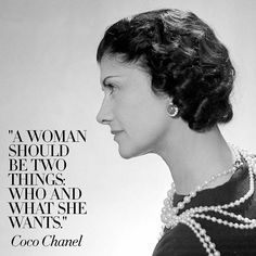 """A woman should be two things: who and what she wants."" Coco Chanel. Because every day should be #InternationalWomensDay #HarpersBazaarSG #CocoChanel  via HARPER'S BAZAAR SINGAPORE MAGAZINE OFFICIAL INSTAGRAM - Fashion Campaigns  Haute Couture  Advertising  Editorial Photography  Magazine Cover Designs  Supermodels  Runway Models"
