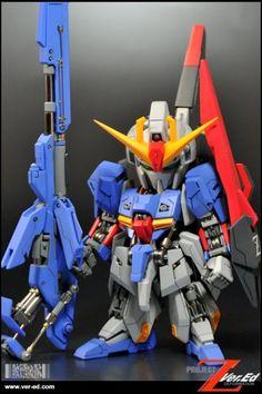 POINTNET.COM.HK - SD 四頭身Z Gundam