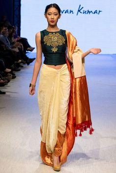 Shravan Kumar Autumn/Winter 2014 Ready-To-Wear Collection | British Vogue