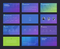 Dribbble - gradient-presentation-template-large-view.png by Erigon