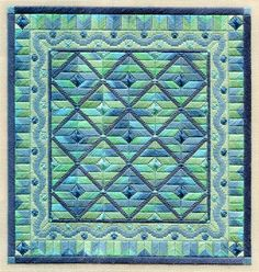 American Quilt Collection Seaside Blues