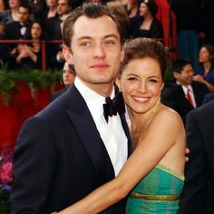 """Sienna Miller on Her Ex-Fiancé Jude Law: """"I Care About Him Enormously"""""""