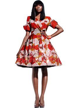 Vlisco Fabrics, African/Dutch