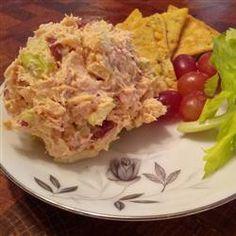 Ang's Chicken Salad Allrecipes.com