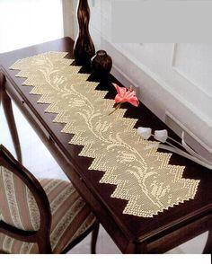 Best small business insurance providers for interior designers – Crochet Filet Filet Crochet, Crochet Doily Patterns, Crochet Diagram, Thread Crochet, Crochet Doilies, Diy Crafts Crochet, Crochet Home, Crochet Projects, Crochet Table Runner