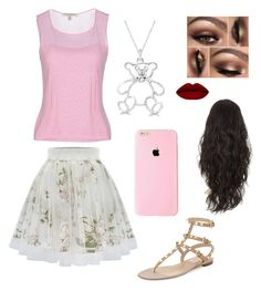 """Untitled #109"" by xox-calumsgxrl on Polyvore featuring Maria Di Ripabianca, Valentino and Allurez"