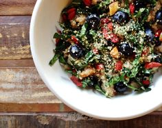 Cooking for Luv: Vegan Superfood Salad Bowl!