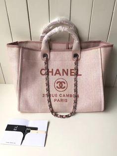a2e95d3accd0 18 Best Chanel beach bag images | Beach tote bags, Chanel beach bag ...