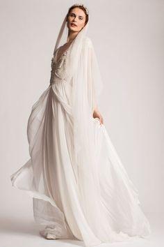 46b0406c1eeb Temperley London Bridal Spring 2016 Bridal Style