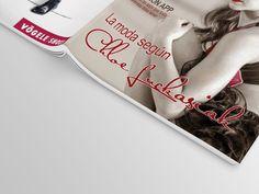 #DiseñoEditorial Proyecto: Revista Clutch Portada y contraportada de revista de moda juvenil By: Sandra Trujillo Sandro, Magazine, Fashion, Editorial Design, Journals, Cover Pages, Moda, Fashion Styles, Magazines
