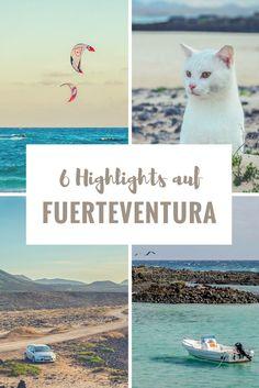 6 Tipps für eine schöne Zeit auf Fuerteventura: per Auto die Insel erkunden, Surfen, Wandern, Wellness und ein Ausflug auf die Isla de Lobos.   Kanaren | Spanien