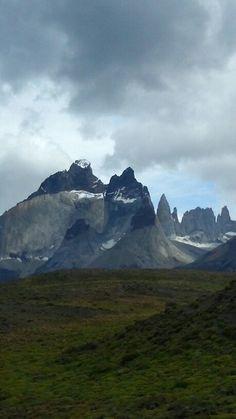 El Paine, Puerto Natales.