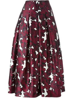 Shop on-sale Floral-print pleated silk-satin skirt. Browse other discount designer Midi Skirt & more luxury fashion pieces at THE OUTNET Floral Pleated Skirt, Floral Print Skirt, Satin Skirt, Midi Skirt, Skirts For Sale, Cute Skirts, Tea Length Skirt, Burgundy Skirt, Latest African Fashion Dresses
