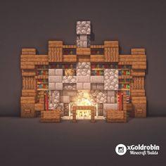 2624 likes, 20 comments Gold Robin Minecraft Builder ( Château Minecraft, Minecraft Poster, Casa Medieval Minecraft, Construction Minecraft, Amazing Minecraft, Cool Minecraft Houses, Minecraft Tutorial, Minecraft Blueprints, Minecraft Designs