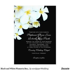 912 Best Beach Wedding Invitations Images On Pinterest In 2019