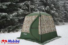 Sauna / Zelt / Mobile Sauna / Gartensauna / russische banja /  Mobiba MB 10