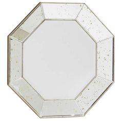 "Caracole 38"" Octagonal Mirror"