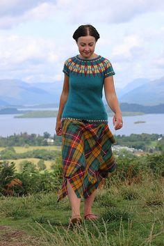 Ravelry: Buchanan pattern by Kate Davies Designs Kate Davis, Knitting Designs, Knitting Projects, Pullover, Sweater Fashion, Sweater Weather, Knitwear, Knit Crochet, Outfits