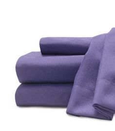 Baltic Linen Company 0366698370 Soft And Cozy Easy Care Deluxe Microfiber Sheet Sets, Twin X-Large, Purple