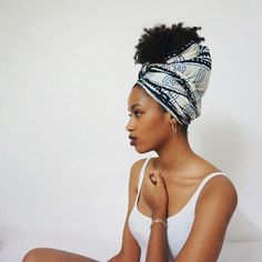 • love fashion sexy beautiful black girls makeup afrocentric moda black power negra Afro hair afro chic afro punk turbante afrodescendent •