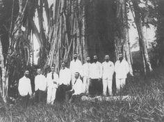 Ivan Merriman Lewis  -  Journal  (Mission to Samoa 1934-1937 - Part 1)