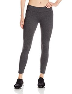Lark  Ro Womens Long Running Tight Sweats Heather Large ** To view further for this item, visit the image link.(This is an Amazon affiliate link)