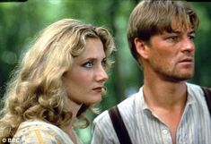 Joely Richardson would have made a great Jane Bennet. JR was cast as Constance in the BBC's 1993 version of Lady Chatterley's Lover. Also pictured is Sean Bean as the gamekeeper.