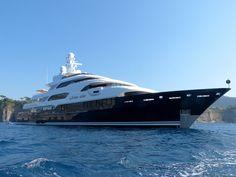 Martha Ann Yacht | Joseph Meo :: #boating #yachts #sailing #sailboat #luxury #fishing