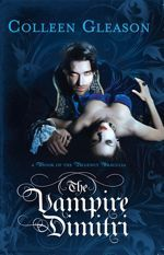 The Regency Draculia: The Vampire Dimitri (2)
