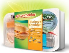 Lunchables Get a Redesign