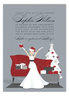 Tis the season to be married christmas themed bridal shower ideas tis the season to be married christmas themed bridal shower ideas blog pinterest themed bridal showers bridal showers and bridal showers filmwisefo