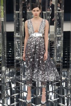 Chanel Spring 2017 Couture Fashion Show - Mariana Beltrame