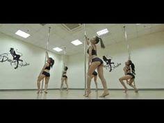 Nhat Anh's Pole | Naughty Girl - Beyonce (Pole Choreography) - YouTube