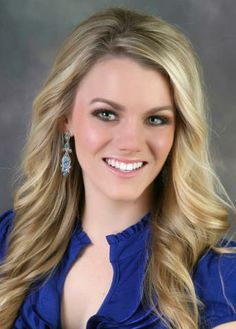 Carlie Long, Miss Marin County 2014