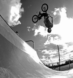 I would like to get a good bmx bike and learn how to bike very well.I would like to bmx in my spare time because I think its cool how people are able to use there bikes and body to do crazy tricks.