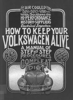 How-to-keep-you-Volkswagen-Alive-17-edition-1997-ingles
